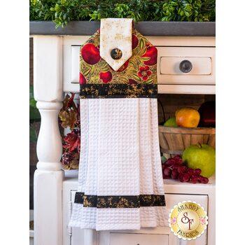 Hanging Towel Kit - Bounty of the Season - Pomegranates