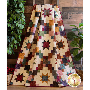 Brightly Quilt Kit - Blessings of Home