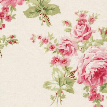Barefoot Roses TW01-Cream by Tanya Whelan