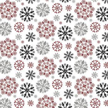 Hello Winter Flannel F11943-MULTI by Riley Blake Designs