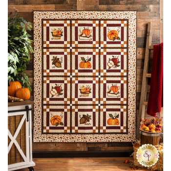 Hello Fall - Quilt Kit
