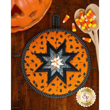 Folded Star Hot Pad Kit - Holiday Essentials - Halloween - Orange