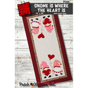 Gnome Is Where The Heart Is Pattern