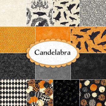 Candelabra  Yardage by Northcott Fabrics