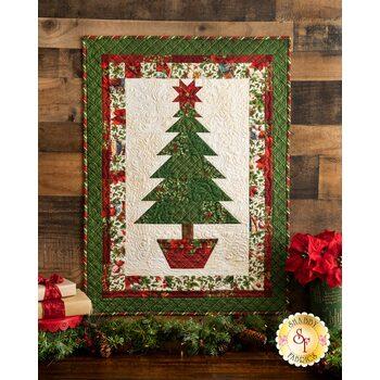 Oh Christmas Tree Wall Hanging Kit - Old Time Christmas