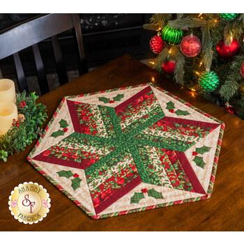 60 Degree Diamond Table Topper Kit - Old Time Christmas