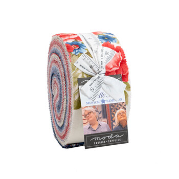 Belle Isle  Jelly Roll by Minick & Simpson for Moda Fabrics