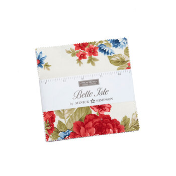 Belle Isle  Charm Pack by Minick & Simpson for Moda Fabrics