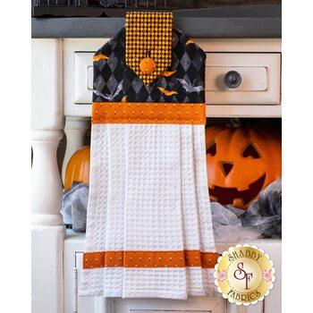 Hanging Towel Kit - Midnight Haunt - Black