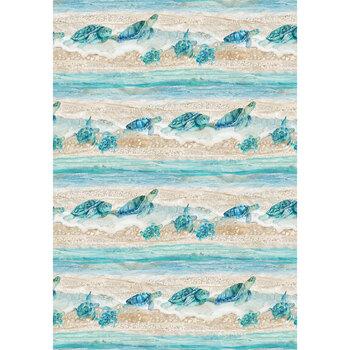 Turtle Bay DP24716-64 by Northcott Fabrics