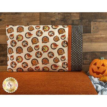 Magic Pillowcase Kit - Retro Halloween - Standard - Cream