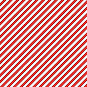 Timber Gnomies Tree Farm 305-8 Red/White by Henry Glass Fabrics