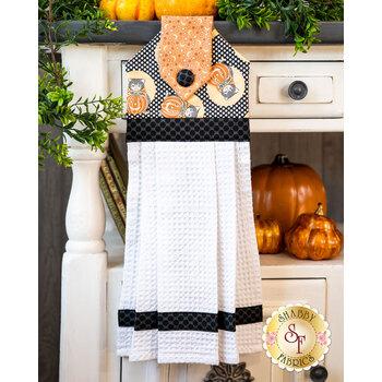 Hanging Towel Kit - Kitty Corn - Black