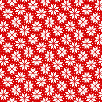 Merry Town 6367-80 Red by Sharla Fults for Studio E Fabrics