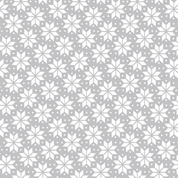 Merry Town 6367-90 Gray by Sharla Fults for Studio E Fabrics