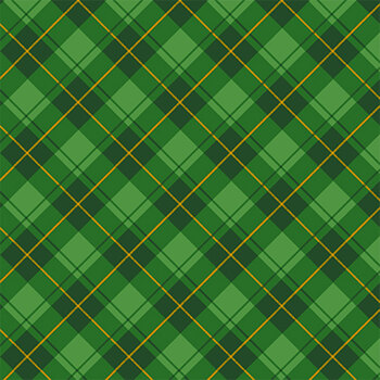 Merry Town 6368-66 Green by Sharla Fults for Studio E Fabrics