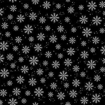 Merry Town 6371-99 Black by Sharla Fults for Studio E Fabrics