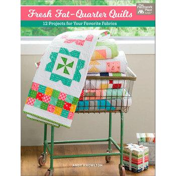 Fresh Fat-Quarter Quilts Book