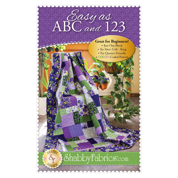 Easy as ABC and 123 Pattern
