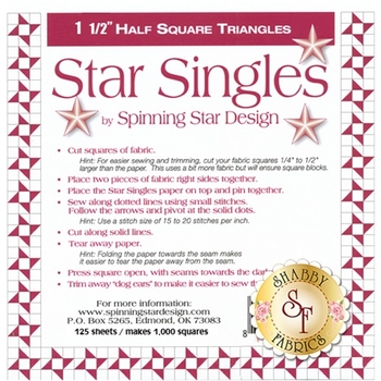 Star Singles 1 1/2