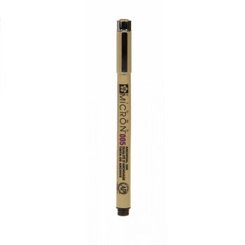 Micron 005 Pen - Black