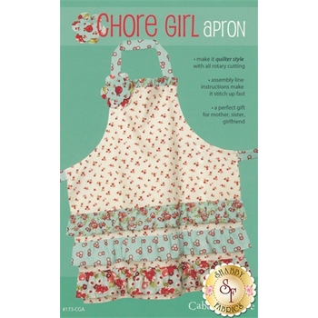 Chore Girl Apron Pattern