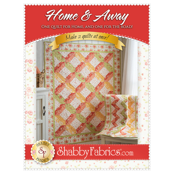 Home & Away Pattern - Makes 2 Quilts!