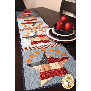 Patchwork Patriotic Table Runner Kit