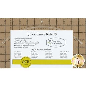 Sew Kind of Wonderful Quick Curve Ruler - 7