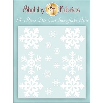 Blessings of Winter - Die-Cut Snowflake Kit