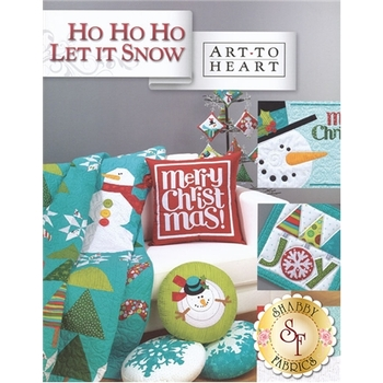 Ho Ho Ho Let It Snow Book