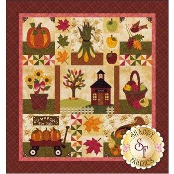 Blessings of Autumn - 2nd Harvest Pattern