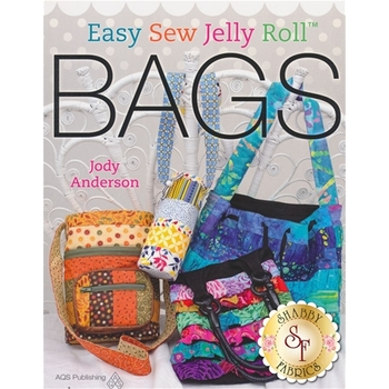 Easy Sew Jelly Roll Bags Book