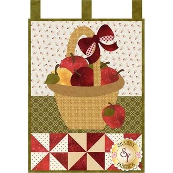 Little Blessings - Apple Basket - September - Pattern