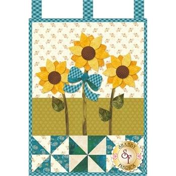 Little Blessings - Sunflower Sunrise - August - Pattern