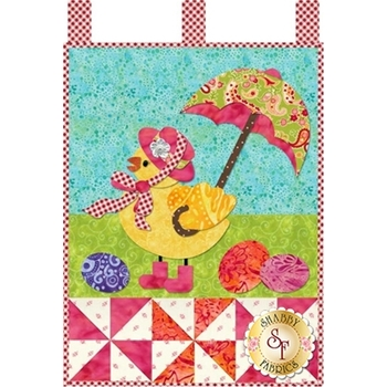 Little Blessings - Miss Chickie - April - Pattern