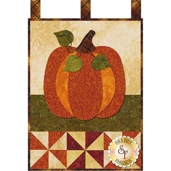 Little Blessings - Pumpkin Patch - October - Pattern