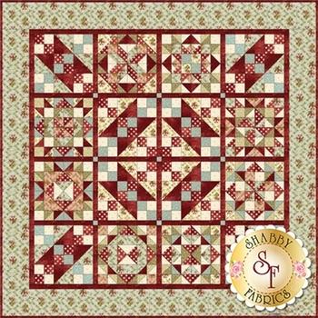 Daphne Quilt Pattern