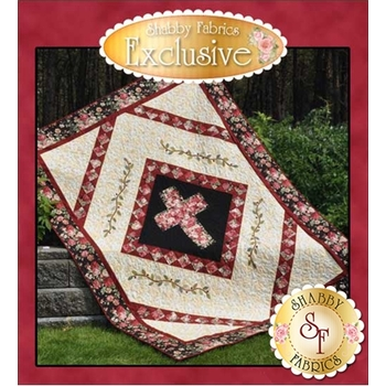 Quilt for Hope - 4 Sizes Included Pattern