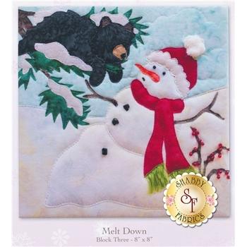Snow Buds - Melt Down Pattern