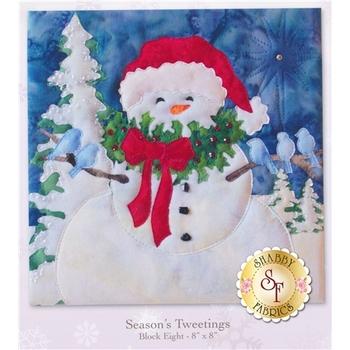 Snow Buds - Season's Tweetings Pattern