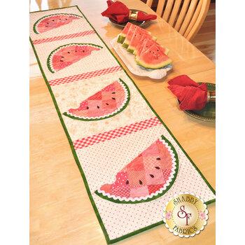 Patchwork Watermelon Table Runner Kit