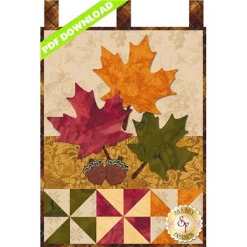 Little Blessings - Autumn Glitz - November - PDF Download