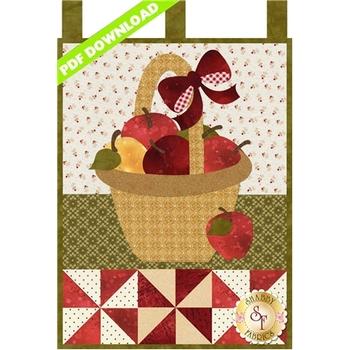 Little Blessings - Apple Basket - September - PDF Download
