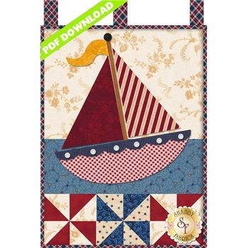 Little Blessings - Smooth Sailing - July - PDF Download