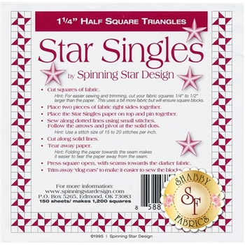 Star Singles 1 1/4
