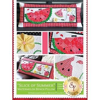 Slice of Summer - Kimberbell Bench Pillow Pattern