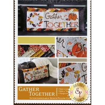 Gather Together - Kimberbell Bench Pillow Pattern