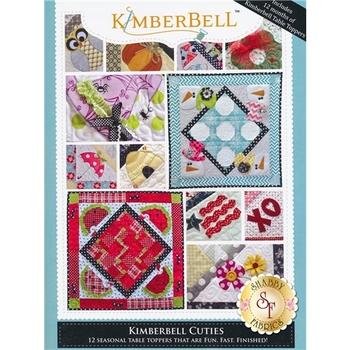 Kimberbell Cuties: 12 Seasonal Table Toppers Book
