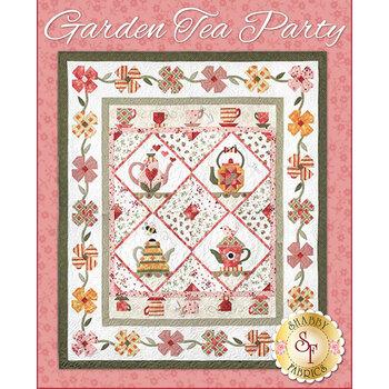 Garden Tea Party Pattern Set